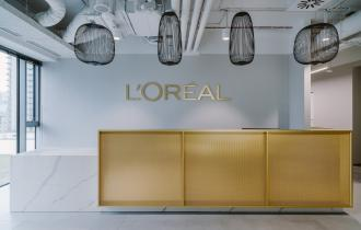 L'Oreal House Warsaw