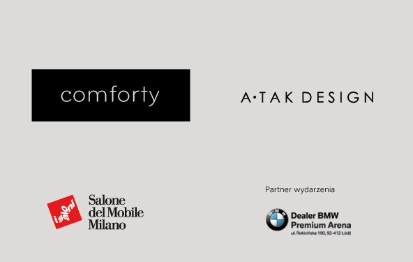 Comforty and Atak Design are pleased to invite to the premiere presentation of the new collection You. Me. Design