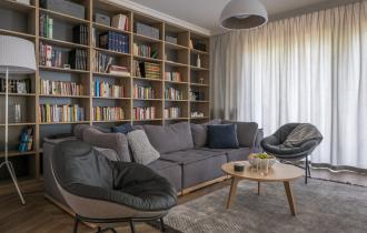 Apartament in Bielany district Warsaw